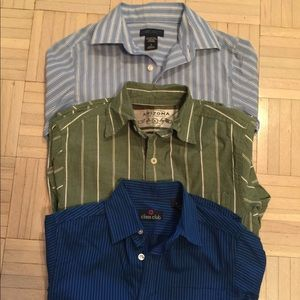 Boys dress shirt BUNDLE